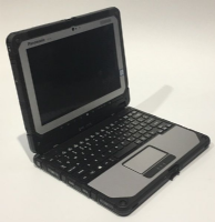 Panasonic Toughbook CF-20 Mk1 Win 10 Detachable 2D Barcode Smartcard Reader 8GB 256GB SSD 4G - New